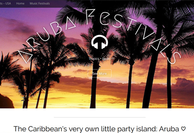 Aruba Festivals Travel Blog