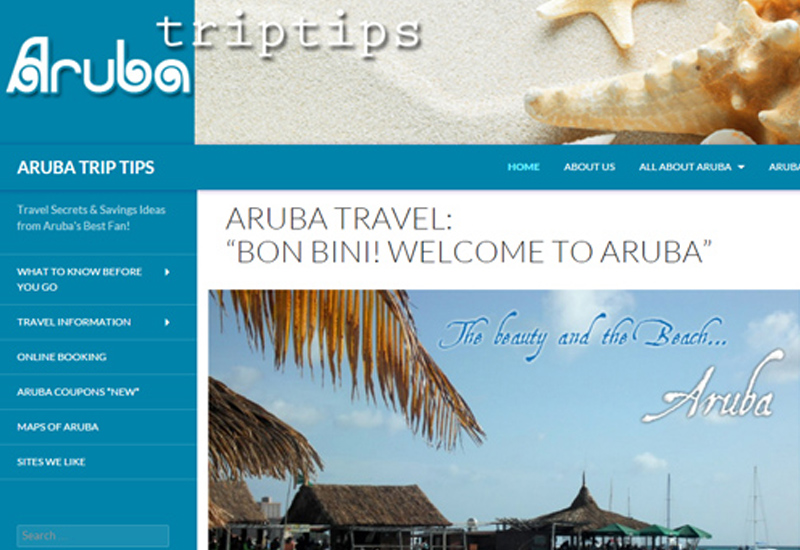Aruba Trip Tips Travel Blog
